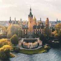 Schwerin Castle, Germany  6007