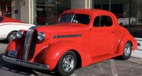 36 Pontiac 5 Window Coupe