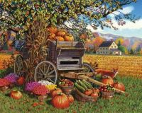 Harvest Time by Lewis T. Johnson