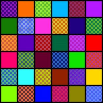 Patterns N' Plains!! ~ H
