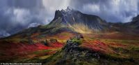 Snaefellsnes region of Iceland