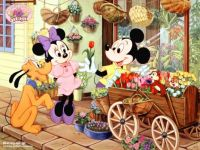 Mickey, Mini and Pluto 192