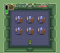 Theme #2: The Legend Of Zelda Bosses: Armos (first boss in A Link To The Past)
