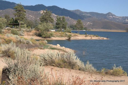 Lake Hemet, California