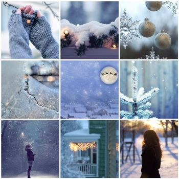 Dialogues with December by Raincloud on flickr