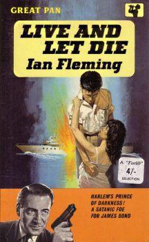 JAMES BOND 007--LIVE AND LET DIE !