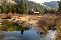 1 of 4 Gold Panning Choose the Place