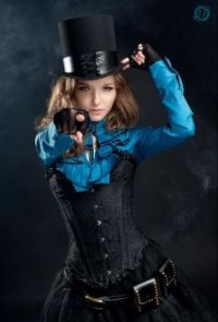 Steampunk Girl Wants YOU