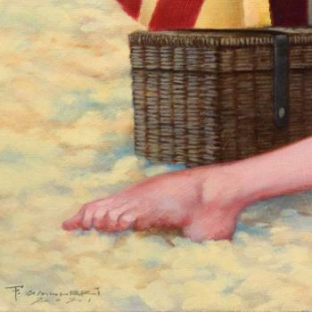 Study of Mathilde's Foot