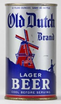 Old Dutch Beer - Lilek #599
