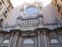 Montserrat - vstup do Baziliky