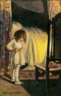 painting by Jessie Willcox Smith