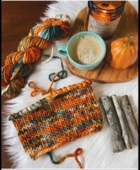 Ready for fall knitting