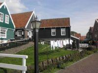 island of Marken, Holland
