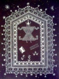 Wedding Chowk, Indian Folk Art