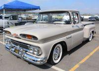 """Chevrolet """"C10"""" - Stepside Pickup - 1960"""