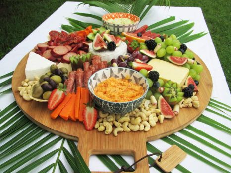 Themes: Party Platter