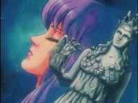 Saori Kido - Deusa Athena