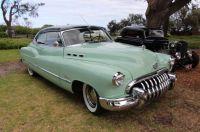 "Buick ""Series 50"" Super Riviera Hardtop - 1950"