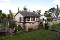 gloucestershire warwickshire railway 23-04-2016 gotherington signal box - play 03