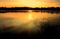 banalita: západ slunce