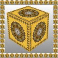 Kaleido v kostce...  Kaleido in the cube ...