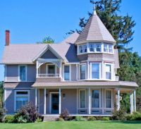 Picture perfect Victorian home