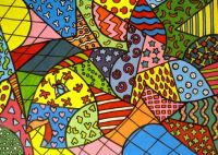 Romero Britto Fish