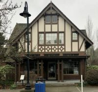 Historic Park Information Building in Lynnwood WA
