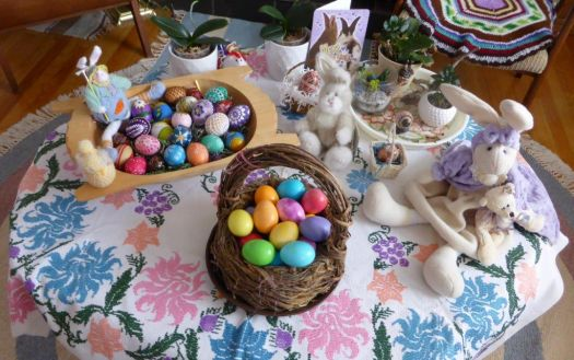 Easter Table 2019