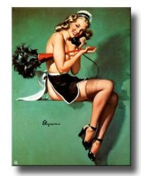 classic pinup girl 19