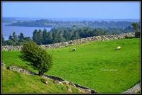 Lough Corrib near Clonbur Village Galway, Ireland