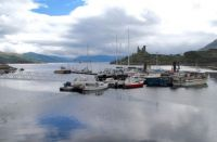 Kyleakin Harbour & Castle, Isle of Skye