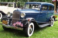 1933 Plymouth -