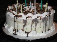 Grandson's birthday cake.