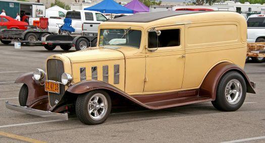 1932 Chevy Panel Truck