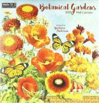 Wells St. 2019 Wall Calendar Botanical Gardens