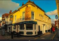 The Cricketers. Canterbury.