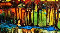 Melting - Mary Jo Wentz, artist