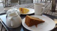 Tea Coffee and Cake