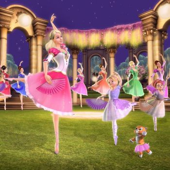 Barbie and the 12 dancing princesses