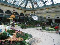 Garden at Bellagio Hotel, Los Vegas