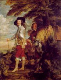 Charles I of England - Anthony Van Dyck