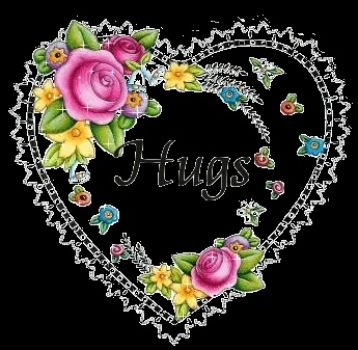 Hugs to all