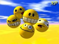 Various Smiley Faces