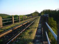 Železniční viadukt Krnsko
