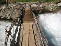 Turkey, a bridge in the mountains