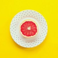 "Themes ""All things Yellow"" - with a Pomelo!"