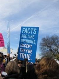 Faced with facts, most people choose opinions. (photo: akachela / Flickr)