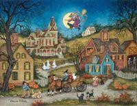 Country Halloween Night